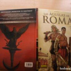 Tebeos: LAS AGUILAS DE ROMA - NÚMERO 1 - TAPA DURA - NORMA EDITORIAL - BUEN ESTADO. Lote 209834938