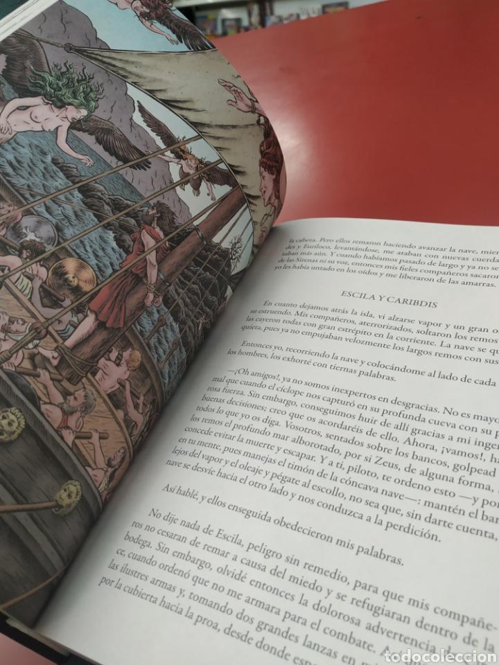 Tebeos: La Odisea Ilustrada , editorial Malpaso. - Foto 3 - 231006060