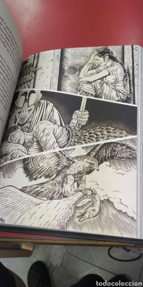 Tebeos: La Odisea Ilustrada , editorial Malpaso. - Foto 4 - 231006060