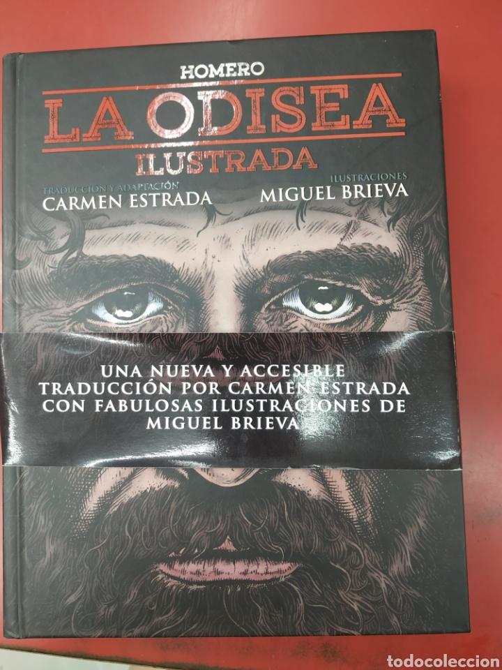 Tebeos: La Odisea Ilustrada , editorial Malpaso. - Foto 6 - 231006060
