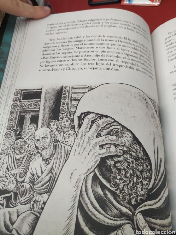 Tebeos: La Odisea Ilustrada , editorial Malpaso. - Foto 8 - 231006060