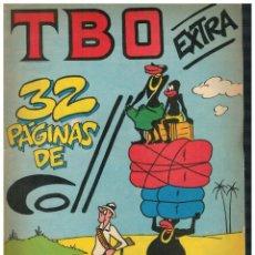 Giornalini: TBO EXTRA 32 PÁGINAS DE COLL. FEBRERO 1982. Lote 213645506