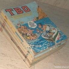 Tebeos: LOTE 7 VOLÚMENES TBO'S EXTRAS VARIADOS (AÑOS 50). Lote 214957711
