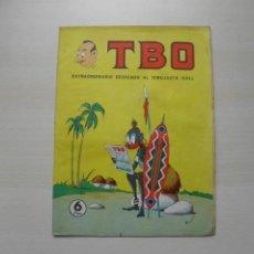 BDs: TBO, MONOGRAFICO DE COLL. Lote 216575957