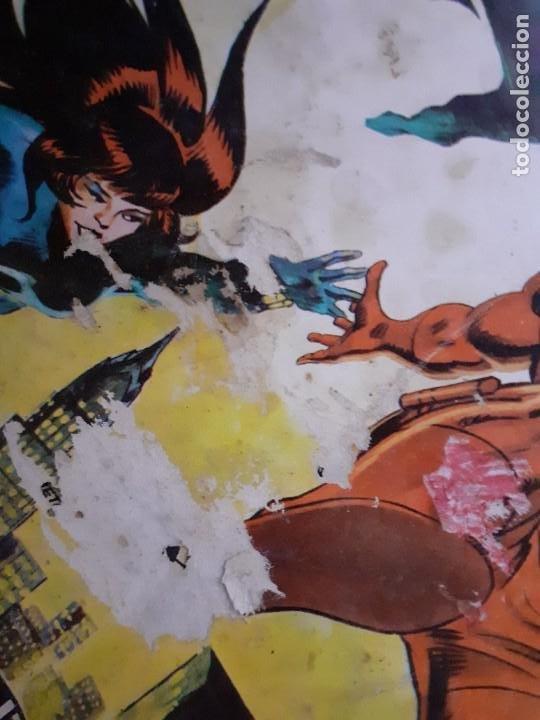 Tebeos: DAN DEFENSOR (DAREDEVIL)- VÉRTICE- EXTRA NAVIDAD-MENTE OFUSCADA-1977-CORRECTO-DIFÍCIL-LEA-3716 - Foto 3 - 217847056
