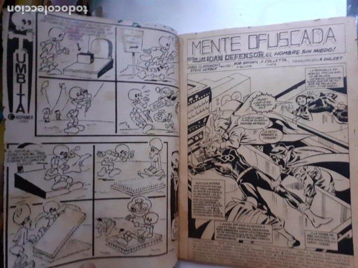 Tebeos: DAN DEFENSOR (DAREDEVIL)- VÉRTICE- EXTRA NAVIDAD-MENTE OFUSCADA-1977-CORRECTO-DIFÍCIL-LEA-3716 - Foto 4 - 217847056