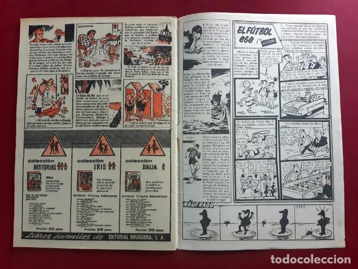 Tebeos: EL JABATO EXTRA DE VERANO 1960 - ORIGINAL- IMPECABLE ESTADO - Foto 3 - 218419890