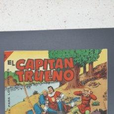 BDs: EL CAPITÁN TRUENO EXTRA DE VACACIONES.ED BRUGUERA. Lote 219168438