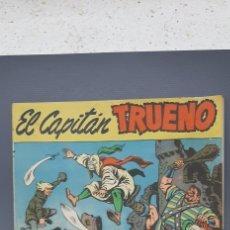 BDs: EL CAPITÁN TRUENO,EXTRA ALMANAQUE PARA 1960.ED BRUGUERA. Lote 219172020