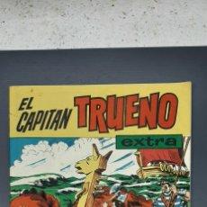 BDs: EL CAPITÁN TRUENO,EXTRA ALMANAQUE PARA 1961.ED BRUGUERA. Lote 219172357