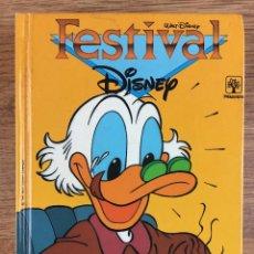 Giornalini: FESTIVAL DISNEY EDITORIAL PRIMAVERA 290 PÁGINAS, SIMILAR A DON MIKI. Lote 220659370
