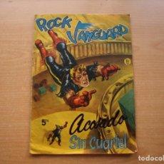 Giornalini: ROCK VANGUARD - NÚMERO 6 - ACOSADO SIN CUARTEL - EDITORIAL ROLLAN - AÑO 1958 - NORMAL ESTADO. Lote 221245820