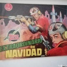 Tebeos: DIEGO VALOR EXTRAORDINARIO DE NAVIDAD N31. Lote 221387428