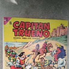 Tebeos: EL CAPITÁN TRUENO , EXTRA DE VACACIONES 1965, ORIGINAL. Lote 221460857
