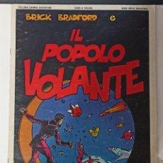 Tebeos: BRICK BRADFORD E IL POPOLO VOLANTE (1979) - CLUB ANNI TRENTA. Lote 221482358