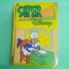 Tebeos: SUPER DISNEY - NUMERO 7 - 1991 - EDITORIAL PRIMAVERA. Lote 221686113