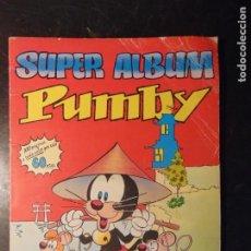 Tebeos: SUPER ALBUM PUMBY Nº 8 (EXTRAORDINARIO). Lote 222135278