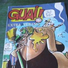 Tebeos: COMIC GUAI! EXTRA DE VERANO N. 107. Lote 222317866