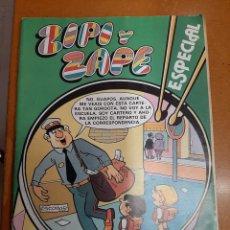 Tebeos: ESPECIAL ZIPI Y ZAPE DE 1.981, DE 100 PÁGS.. Lote 222643071