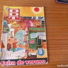 Tebeos: EL DDT EXTRA DE VERANO PARA 1960 EDITA BRUGUERA. Lote 222744740