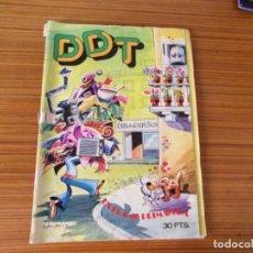 Tebeos: EL DDT EXTRA DE PRIMAVERA PARA 1974 EDITA BRUGUERA. Lote 222744905