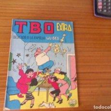 Tebeos: TBO EXTRA DEDICADO A LA FAMILIA ULISES EDITA BUIGAS. Lote 222745156