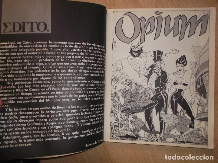 Tebeos: cairo, antologia, extra de verano, 1982 - Foto 2 - 222750317