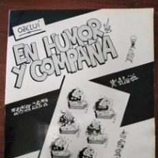 Tebeos: EN HUMOR Y COMPAÑA DE OZELUI. Lote 223910670