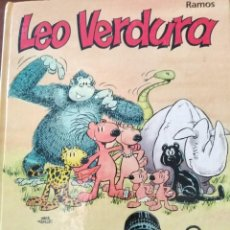 Tebeos: LEO VERDURA. ED. 1990 EL PAIS -ALTEA. Lote 223984918