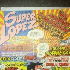 Tebeos: COMIC SUPER LÓPEZ, Nº 50. Lote 224685346