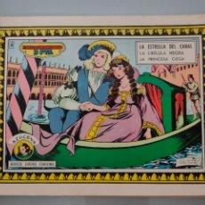 Tebeos: COMIC AZUCENA EXTRAORDINARIO 4 VARIANTE 1963 24PAG.. Lote 225533980
