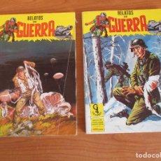 Tebeos: LOTE 2 COMICS RELATOS DE GUERRA. Lote 225551346