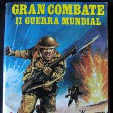 Tebeos: GRAN COMBATE II GUERRA MUNDIAL EXTRA 2 - COMPILACION DE 4 COMICS Nº 5, 6, 7 Y 8 - EDICIONES GAVIOTA. Lote 225902225