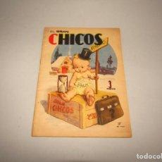 Tebeos: ANTIGUO TBO EL GRAN CHICOS Nº 24 DE ENERO DEL AÑO 1948. Lote 226759276