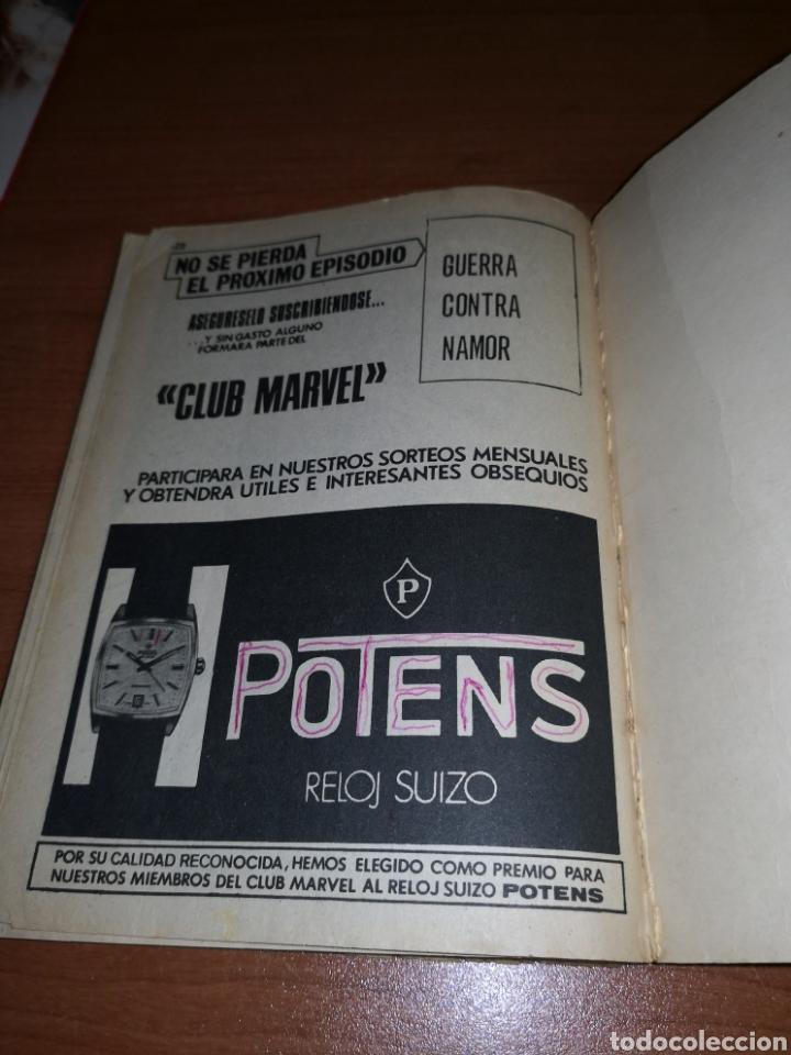 Tebeos: Marvel, Los 4 fantásticos y Spiderman - Foto 4 - 232385925