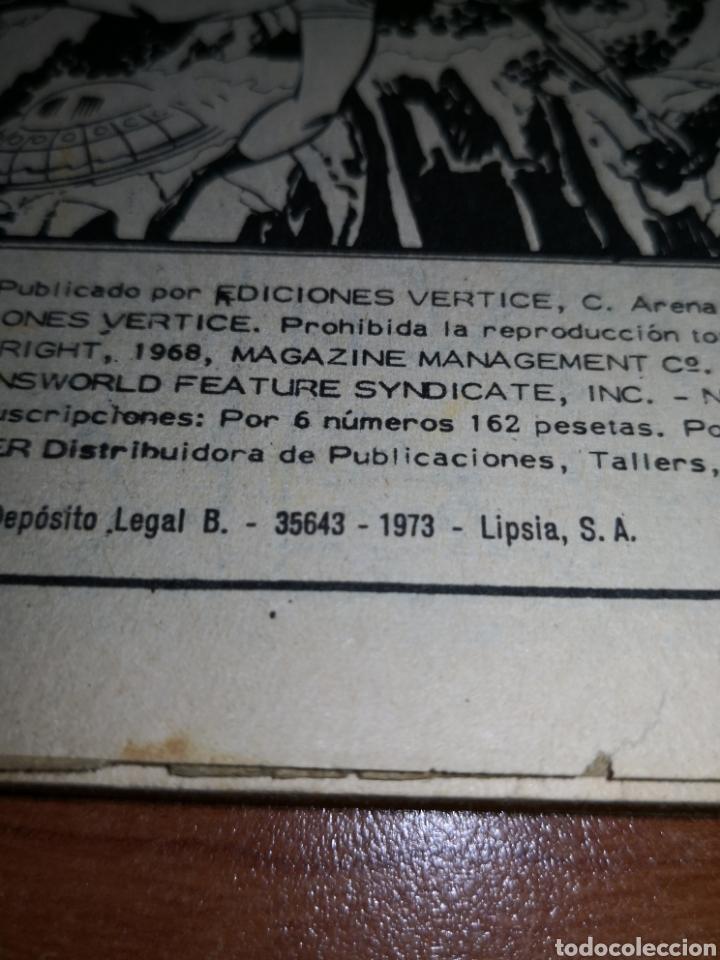 Tebeos: Marvel, Los 4 fantásticos y Spiderman - Foto 9 - 232385925