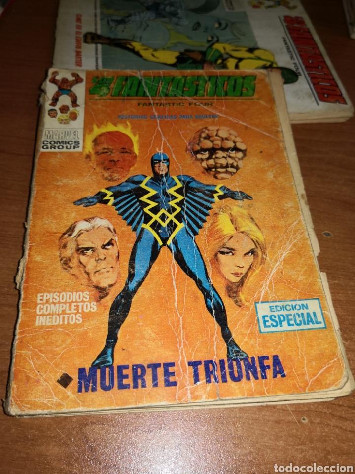 Tebeos: Marvel, Los 4 fantásticos y Spiderman - Foto 10 - 232385925