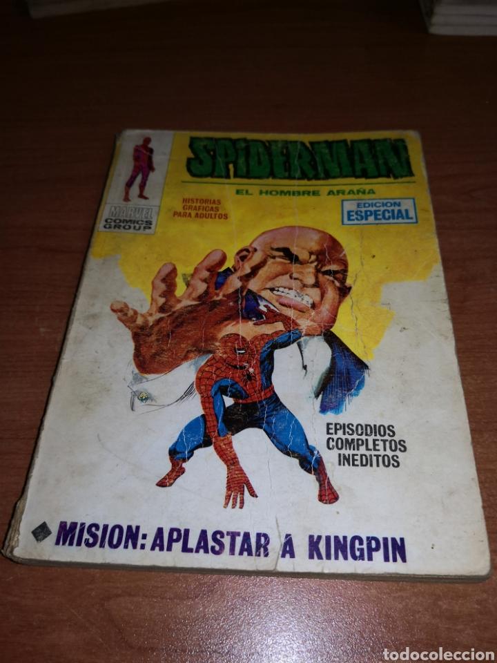 Tebeos: Marvel, Los 4 fantásticos y Spiderman - Foto 15 - 232385925