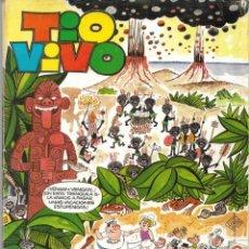Tebeos: TÍO VIVO EXTRA DE VACACIONES 1968. Lote 233209965