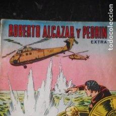 Tebeos: ROBERTO ALCÁZAR EXTRA. EL SUBMARINO PIRATA. Lote 235565615