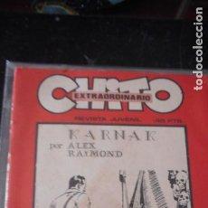 Tebeos: CHITO EXTRAORDINARIO (ALEX RAYMOND. Lote 235694555