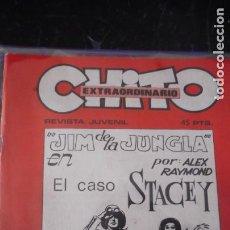 Tebeos: CHITO EXTRAORDINARIO (ALEX RAYMOND) JIM DE LA JUNGLA. Lote 235694915