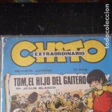 Tebeos: CHITO EXTRAORDINARIO (JESÚS BLASCOI) TOM EL HIJO DEL GAITERO. Lote 235695275