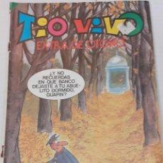 Tebeos: TIO VIVO - EXTRA Nº 39 - EXTRA DE OTOÑO - BRUGUERA 1983 - BIEN. Lote 235960375