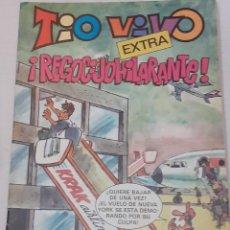 Tebeos: TIO VIVO - EXTRA Nº 68 - ¡ REGOCIJOHILARANTE !- BRUGUERA 1984 - BIEN. Lote 235960820