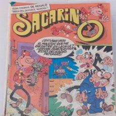 Livros de Banda Desenhada: SACARINO EXTRA Nº 29 - EXTRA MAYO FLORIDO - BRUGUERA 1983 - BIEN. Lote 235963955