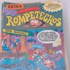 Tebeos: ROMPETECHOS EXTRA Nº 27 - RIENDO BAJO EL PARAGUAS - BRUGUERA 1983. Lote 235966095