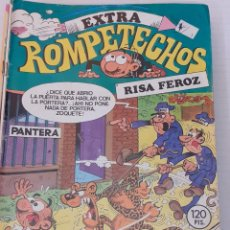 Tebeos: ROMPETECHOS EXTRA Nº 49 - RISA FEROZ - BRUGUERA 1984. Lote 235966645
