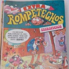 Tebeos: ROMPETECHOS EXTRA Nº 56 - ESTROPICIOS - BRUGUERA 1984. Lote 235966970