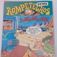 Tebeos: ROMPETECHOS EXTRA Nº 91 - ¡ JA, JA, JA ! - BRUGUERA 1985. Lote 235967710